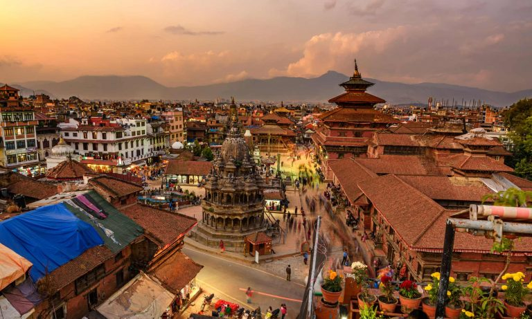 """Kathmandu, Nepal"" Source: https://www.theguardian.com/travel/2018/sep/10/local-guide-kathmandu-nepal-dubar-qsuare-thamel-top-10-tips"