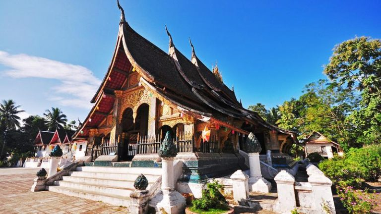 """Luang Prabang, Laos"" Source: http://www.visit-laos.com/luang-prabang/"