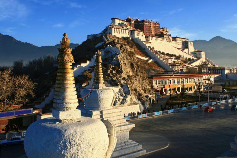 """Lhasa, Tibet"" Source: https://www.thelandofsnows.com/lhasa-tibet/"